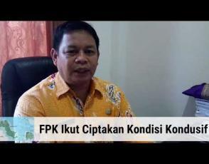 Embedded thumbnail for FPK Ikut Ciptakan Kondisi Kondusif
